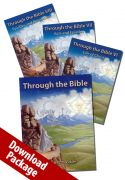 Through the Bible New Testament MP3 Package