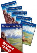 Through the Bible Old Testament MP3 Package