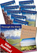 Through the Bible Discounted Video Download Package