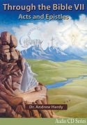 Through the Bible 7: Acts and Epistles Audio CDs