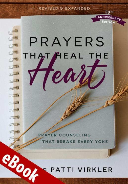 Prayers That Heal the Heart eBook