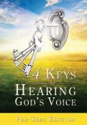 4 Keys to Hearing God's Voice Pre-Teen Edition