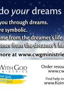 Hear God Through Your Dreams cards