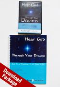 Hear God Through Your Dreams MP3 Audio Package