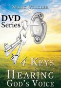 4 Keys to Hearing God's Voice DVDs