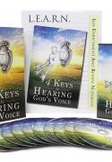 4 Keys to Hearing God's Voice DVD Package