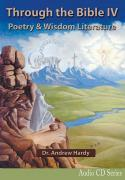 Through the Bible IV: Poetry and Wisdom Literature - Audio CDs